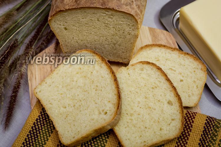 Фото Молочный хлеб
