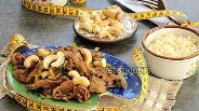 Фото рецепта Говядина по-азиатски с рисом
