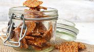 Фото рецепта Кунжутные конфеты