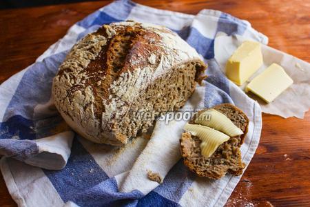 Датский хлеб в кассероли