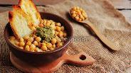 Фото рецепта Ломбардский суп с нутом