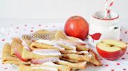 Фото рецепта Яблочные блинчики