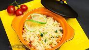 Фото рецепта Кускус с овощами