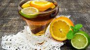 Фото рецепта Кленовый чай по-французски