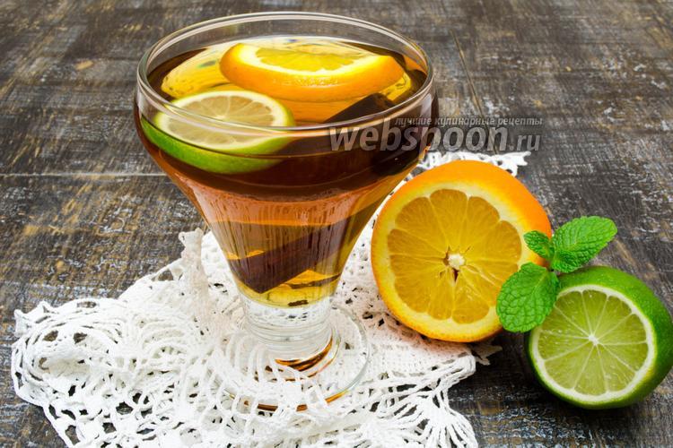 Фото Кленовый чай по-французски