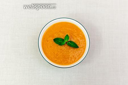 Суп готов. Приятного аппетита!
