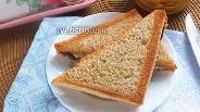 Фото рецепта Сладкий сэндвич с бананом