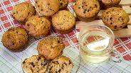 Фото рецепта Арахисовые кексы с шоколадом