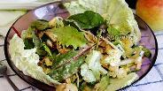 Фото рецепта Салат микс с кукурузой