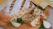 Фото рецепта Луковый хлеб