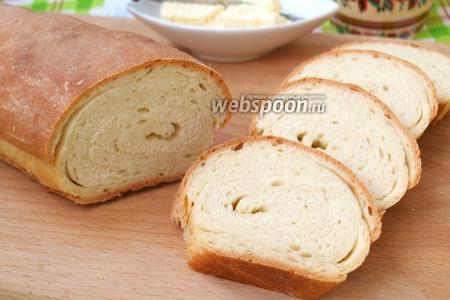 Pan de hojaldre — слоёный хлеб