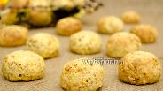 Фото рецепта Овсяно-творожное печенье