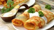 Фото рецепта Капустные блины
