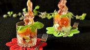 Фото рецепта Веррины с помидорами черри и беконом