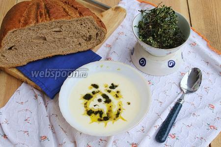 Яйла — турецкий суп с йогуртом