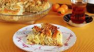 Фото рецепта Турецкий пирог из лаваша