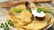 Фото рецепта Плацинды с картофелем