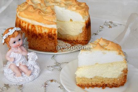 Творожный торт «Слёзы ангела»