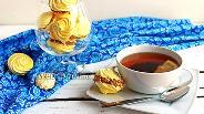 Фото рецепта Пирожное на швейцарской меренге