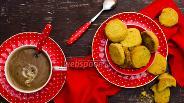 Фото рецепта Песочное печенье с орехами