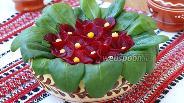 Фото рецепта Салат «Фиалки»