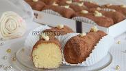 Фото рецепта Пирожное Картошка по ГОСТу