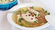 Фото рецепта Картофельный суп с курицей