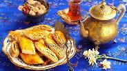Фото рецепта Кете — слоёные печенья по-азербайджански