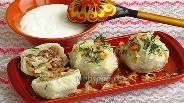 Фото рецепта Клёцки картофельные с мясом по-белорусски