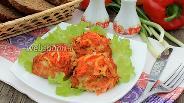 Фото рецепта Рыбные тефтели с кабачком