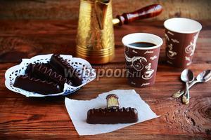 Фото рецепта Мини-батончики «Баунти»