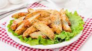 Фото рецепта Запечённый картофель с розмарином и пармезаном