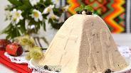 Фото рецепта Пасха из ряженки