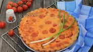 Фото рецепта Пирог открытый с мясом