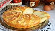 Фото рецепта Сербский хлеб «Погачице»