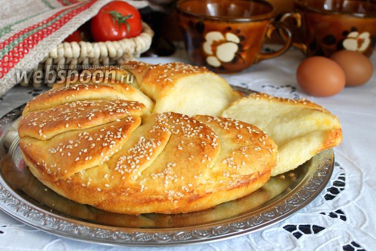 Фото Сербский хлеб «Погачице»