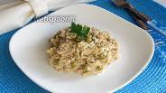 Фото рецепта Салат «Дальневосточный» с горбушей