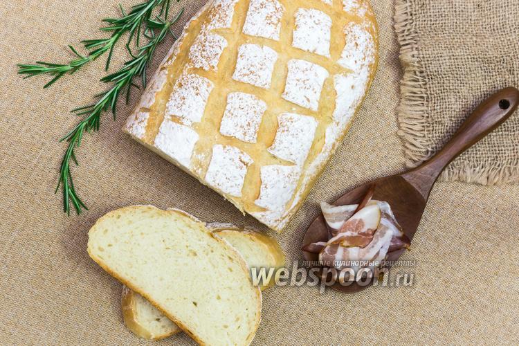 Фото Быстрый хлеб