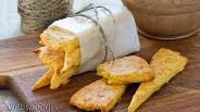 Фото рецепта Картофельное печенье с сыром