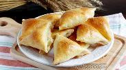 Фото рецепта Самса с сыром