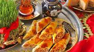 Фото рецепта Ореховые рулеты по-азербайджански