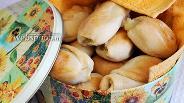 Фото рецепта Пирожки-отвёртыши