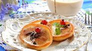 Фото рецепта Оладьи на ряженке
