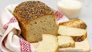 Фото рецепта Горчичный хлеб