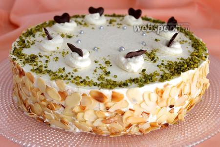 Фото рецепта Апфельмусс-торт