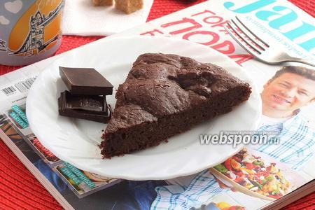 Шоколадный пирог от Джейми Оливера