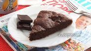 Фото рецепта Шоколадный пирог от Джейми Оливера