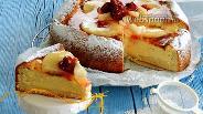 Фото рецепта Творожный торт — Кезекухен