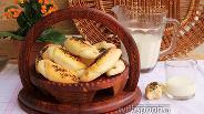Фото рецепта Булочки-рогалики