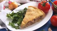 Фото рецепта Пирог с цыплёнком